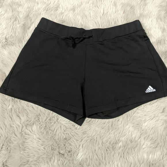 a18a69392cdf adidas Pants - Black Adidas climalite gym shorts